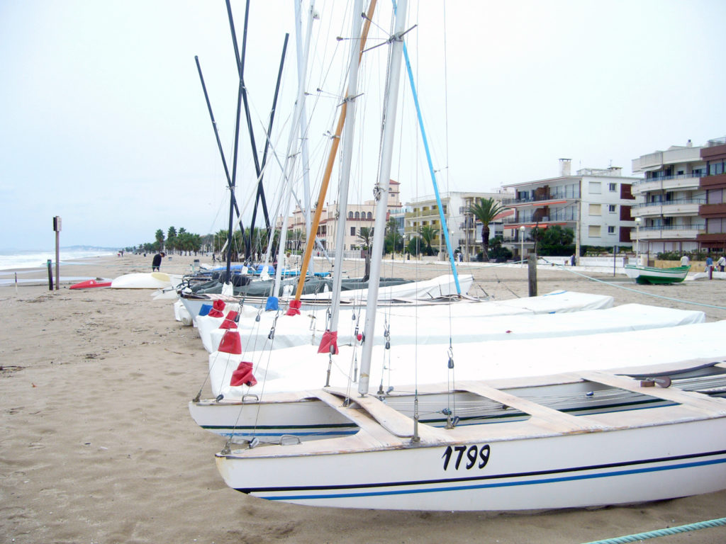 Playa de Calafell