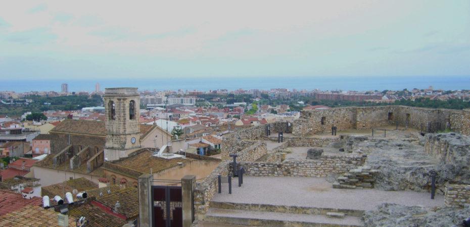 Castillo Calafell